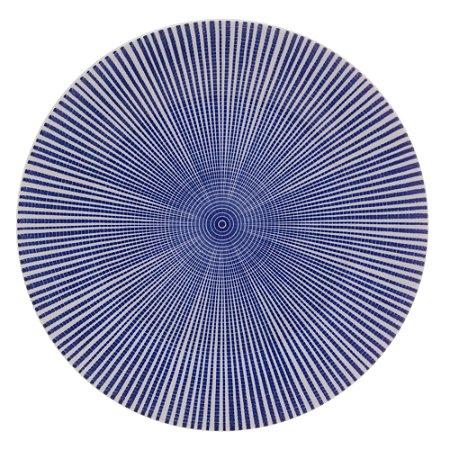 Prato de Sobremesa Porcelana Atlantis 19,5m