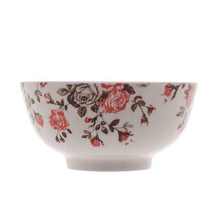 Bowl de Porcelana Pink Garden 15 cm