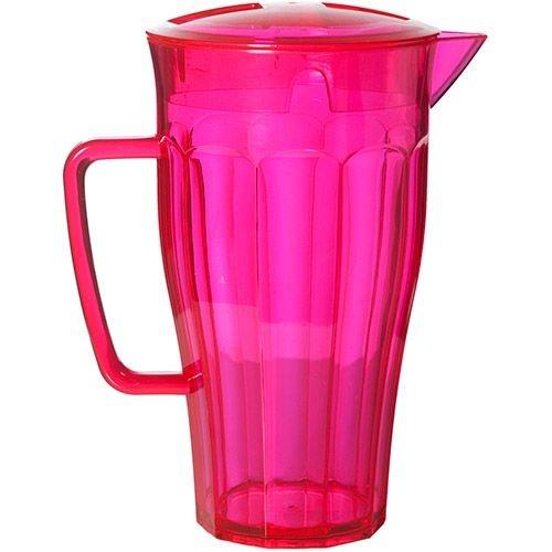 Jarra com Tampa Pink