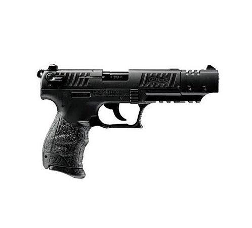 Pistola Walter P22 Target - Cal .22 LR - 10 Tiros
