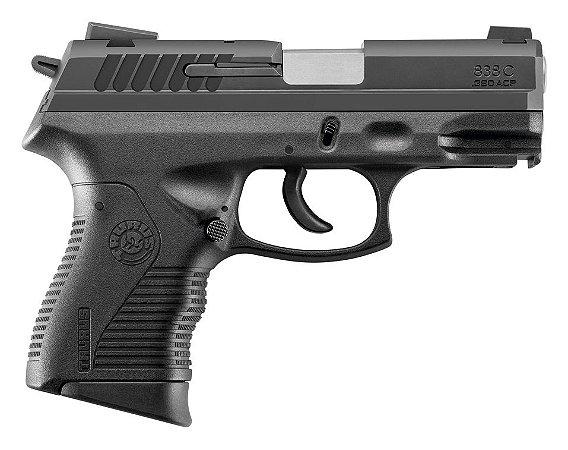 "Pistola Taurus PT838c - .380ACP - 3,5"" - 15+1 Tiros - Tenox"