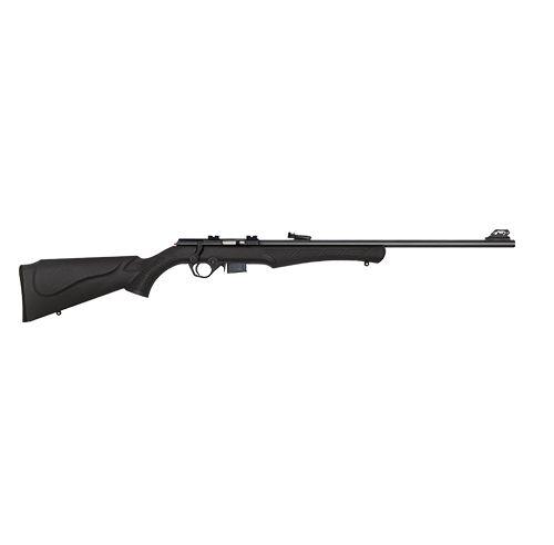 """8117 Rifle CBC Coronha de polipropileno Cal. 17HMR - Cano 21"""" - 5 Tiros - Oxidado"""
