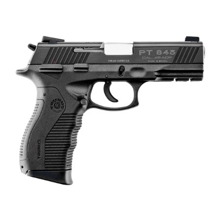 "Pistola Taurus PT845 - .45ACP - 4,3"" - 12+1 Tiros - Tenox"