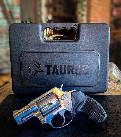 "Revólver Taurus - RT85S - .Cal 38SPL - 2"" - 5 Tiros -  Inox ou Carbono"