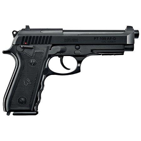 "Pistola Taurus PT100 - .40S&W - 5"" - 13+1 Tiros - Tenox"