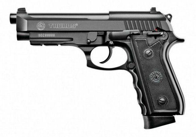 """Pistola Taurus PT100 - .40S&W  5"""" - 13+1 - Tenox"""