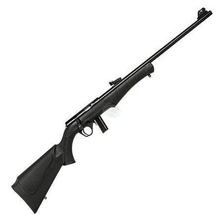 """8122 Rifle CBC Polipropileno Standard - Cal. 22LR - Cano 23"""" - 10 Tiros- Oxidado"""