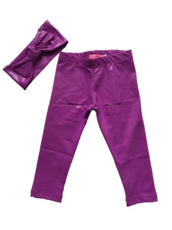 Legging e faixinha pink | Chiara