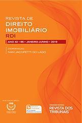 Revista de Direito Imobiliário - RDI - Edição nº 86 - Ed. Thomson Reuters/RT - em parceria com o IRIB