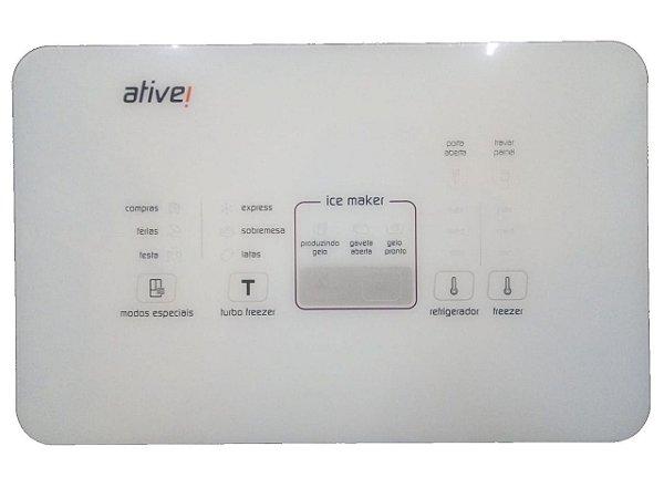 Placa Interface Original Refrigerador Brastemp Sparsh 2  Bro80