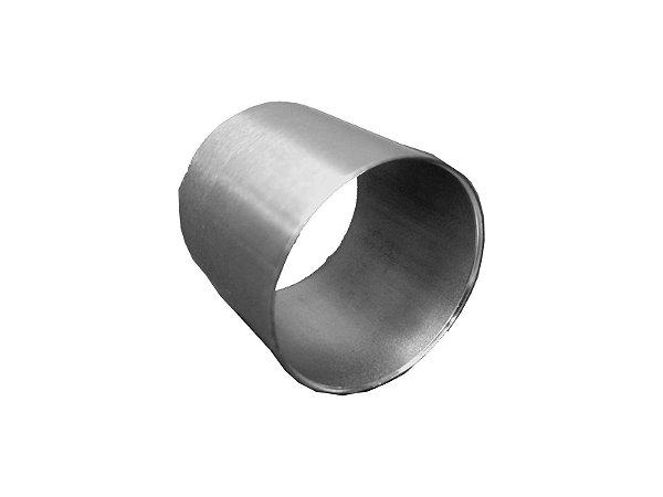 Bucha Inox Proteção e Recuperação Tubo Lavadora Electrolux LTE07 LTE08 LAC09 LT08E LT09B LTD09