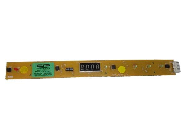 PLACA INTERFACE COMPATÍVEL REFRIGERADOR ELECTROLUX Df43 Df46 Df48 Df48x Df49 Dfw48 Dfw48x  CP