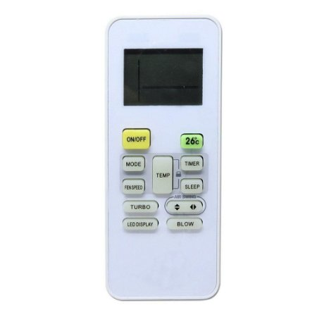 Controle  Ar Condicionado Compativel  Springer