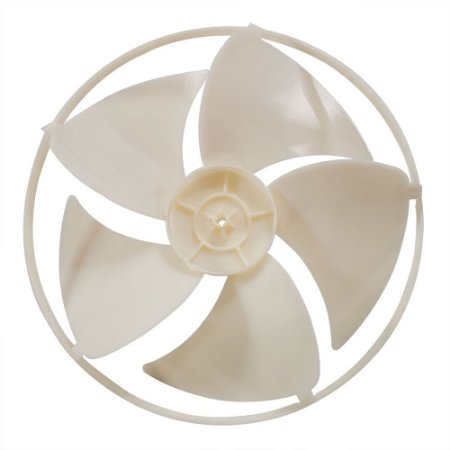 Ventilador Axial Ar De Janela 7 A 10000 Btus Eixo Fino 326052930