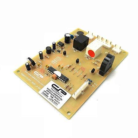 Placa Compatível Refrigerador Electrolux Dff37/40/44 Bivolt