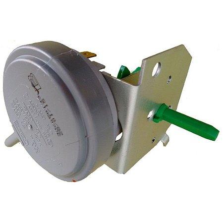 Pressostato 4 Níveis Compatível Lavadora Brastemp Bwl07A Bwl09A 200V