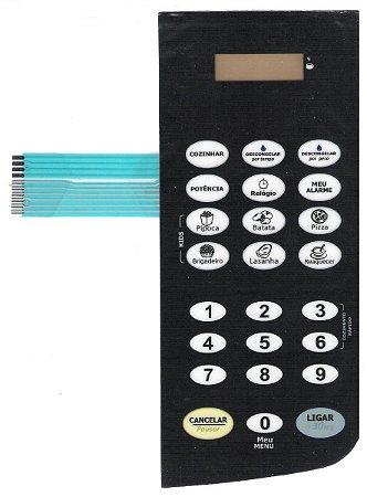 Membrana Compatível Microondas Philco Pms 25N3