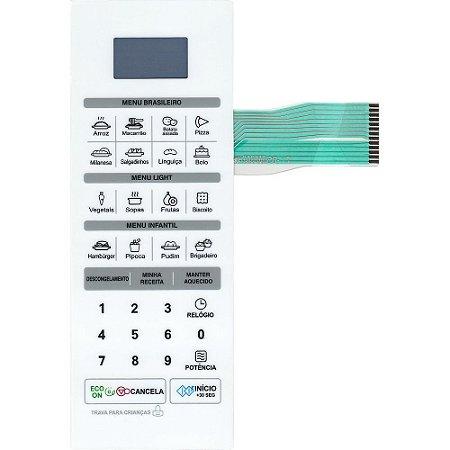 Membrana Compatível Microondas Lg Ms3042R Ms3042B Ms3052R