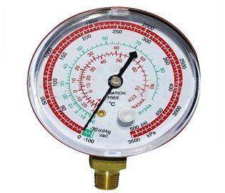 Manômetro Alta R410A R407C R22 Eos