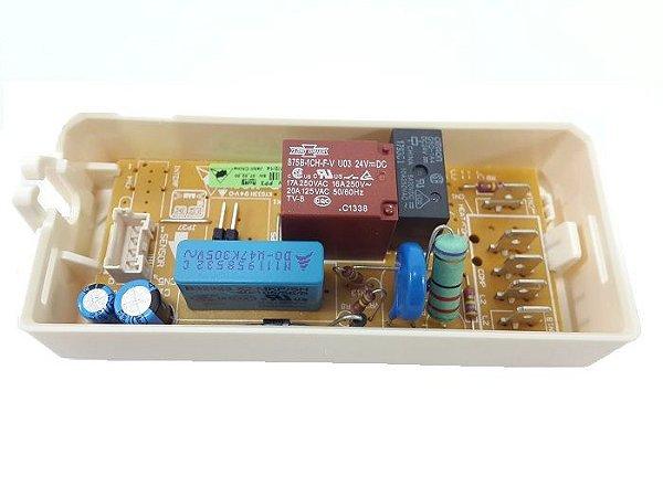 Placa Original Refrigerador Brastemp/Consul 5 Pinos Crm45 Crm47 Crm49 Cvu18 Bru49 220v