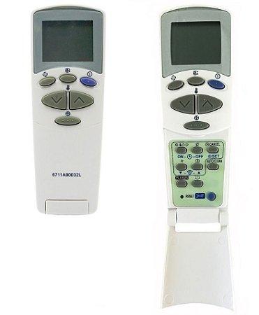 Controle Ar Condicionado Lg 6711a90032l