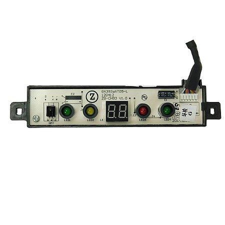 Placa Display Dk Kos 09.12.18.24 Fc Qc Lx-Hx