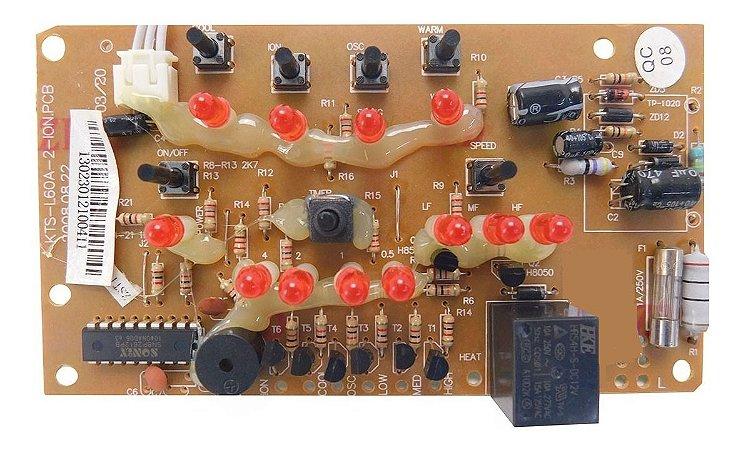 Placa Display Kc 07Lqcg1 110V-Cinza