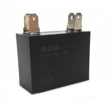 Capacitor 3Uf 400Vac Motor Ventilador