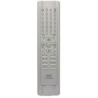 Controle Remoto Para Dvd-Km398