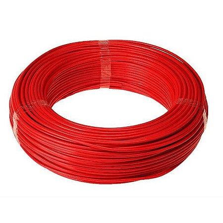 Fio Flex 2.5Mm Vermelho
