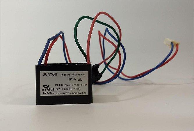 Gerador Ions Negativos Kc 10Qcg1 110/220V