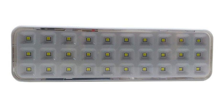 Luminaria De Emergencia 30Led 6H