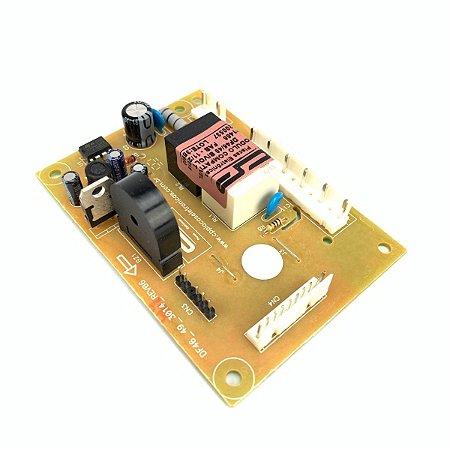 Placa Compatível Refrigerador Electrolux Df46 Df49 Bivolt