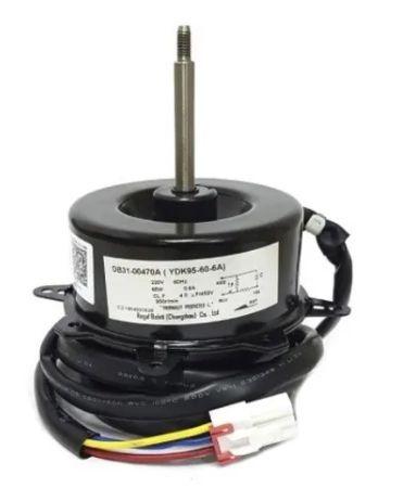 Motor Ventilador Condensadora Samsung As24Uwbuxaz, Aq24Uwbuxaz