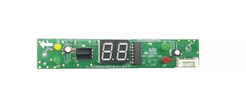 Placa Display Midea Luna 42Mlcc30M5