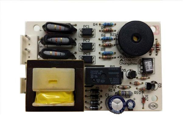 Placa Eletronica Condensadora Lg Lvuc549Llao