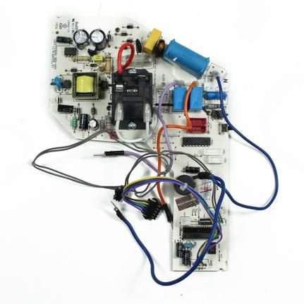 Placa Eletrônica Ar Split Consul 18.000 Cbu18Cb W10400404