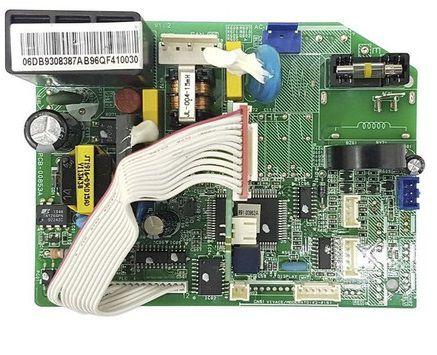 Placa Eletrônica Da Evaporadora Samsung Vivace Aqv18Nsbnxaz