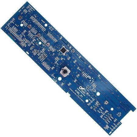 Placa Interface Lavadora Brastemp Bwl11 Versão 1