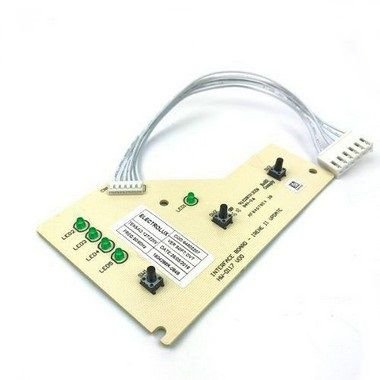 Placa Interface Original Lavadora Electrolux Lte12_V2 Bivolt