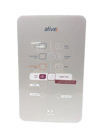 Placa Interface Original Refrigerador Brastemp Brm48 Brm50 Brk50 Brw50 Bivolt