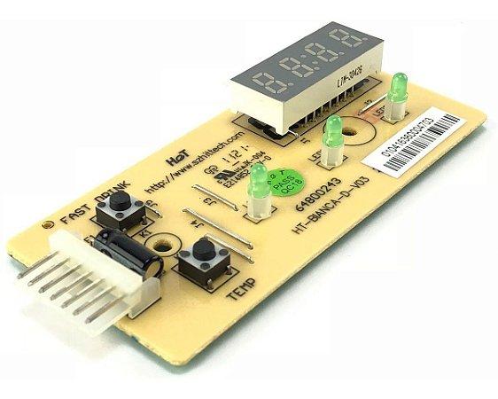 Placa Interface Original Refrigerador Electrolux Dc49x 220v