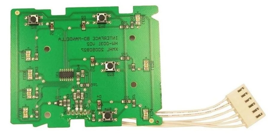 Placa Interface Original Lavadora Electrolux Lte08 220V