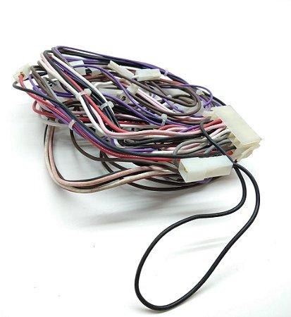 Rede Elétrica Superior Compatível Lavadora Electrolux Le08 Lrt08