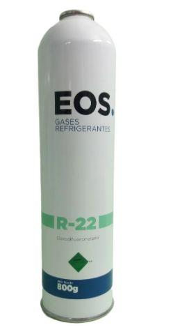 Refrigerante R22 800g