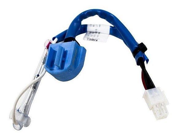 Sensor Bimetal Fusível Refrigerador Electrolux Df34 Df35 Df36 Df37 Df38 Df39 Df40 Dfw35 Dw39