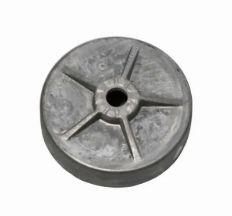 Tambor Freio Aluminio Centrifuga Wanke Inova