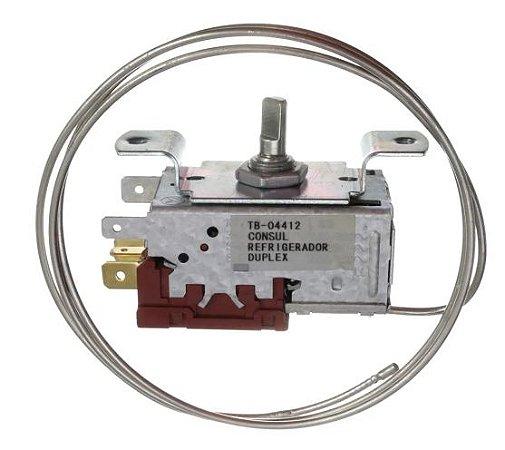 Termostato Consul Duplex Antiga 3 Pinos Rc93301-2P Tb04412
