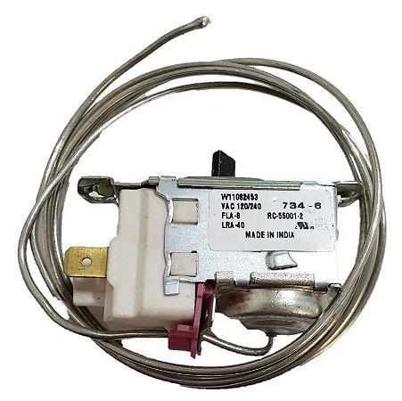 Termostato Freezer Vertical Brastemp Consul RC54001-2P