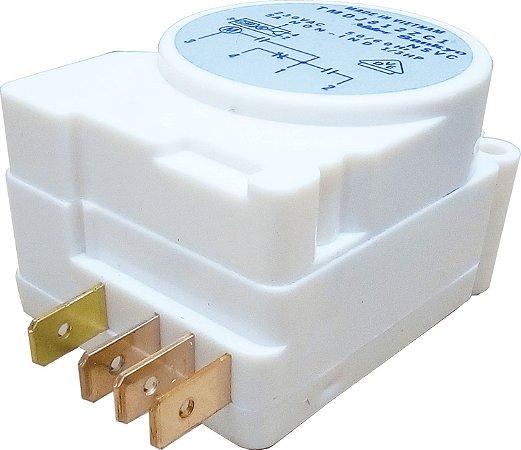 TIMER DEGELO ORIGINAL REFRIGERADOR ELECTROLUX DF34 DF35 DF36 DF37 DF38 220V